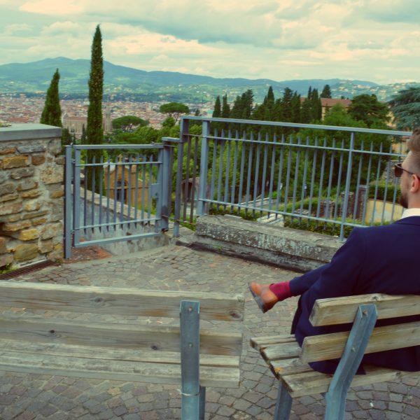 Florence city landscape