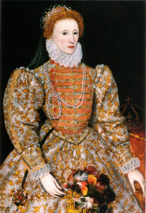 maleta - queen elizabeth i of england