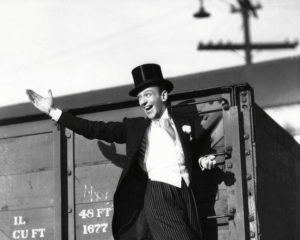 Sfarsit Astaire